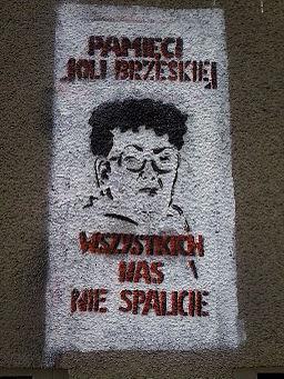 Jolanta_Brzeska_graffiti