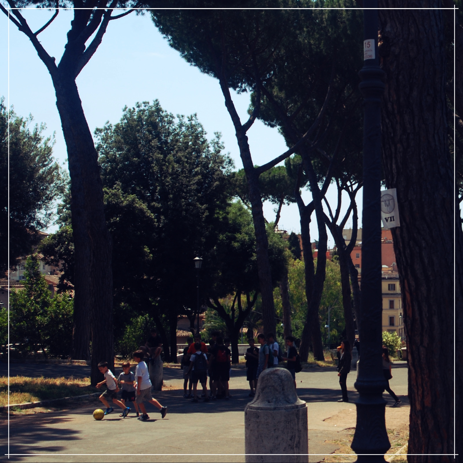 Piłka w Rzymie - chleb powszedni
